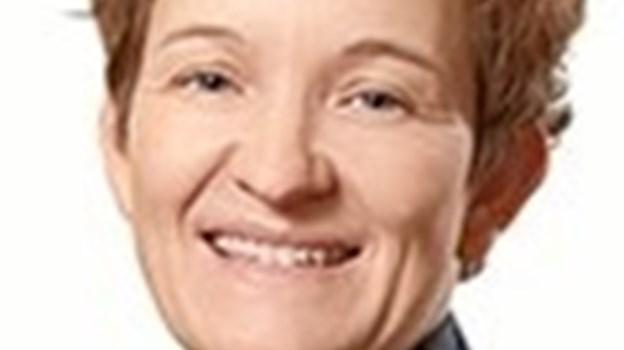 Dorte Ledet, formand for Skagen Badmintonklub, håber på at motionister i FleksiFjervil have lyst til at spille på kryds og tværs af faste makkere. Privatfoto.