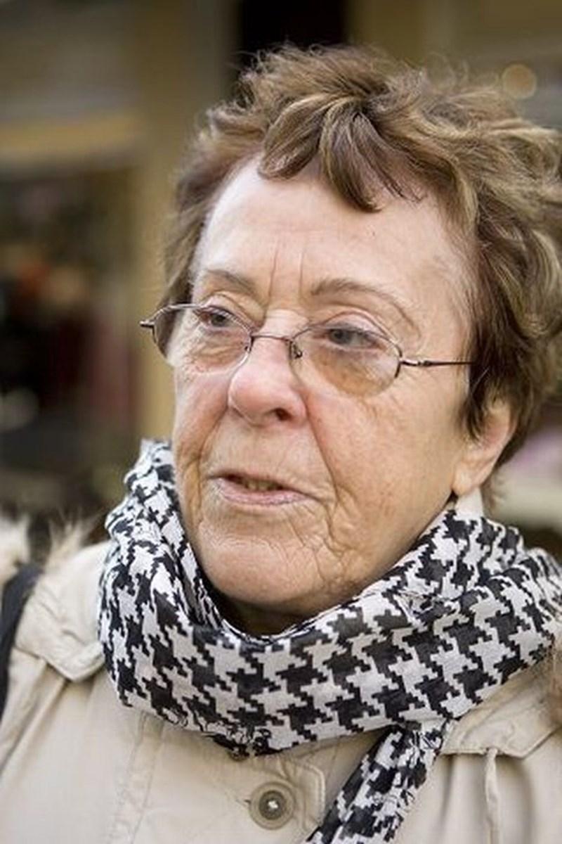 Martha Nielsen, Sæby: - Jeg tror, det blvier godt nok. Jeg går ind for fællesskabet, og jeg tror, vi nok skal få meget godt ud af det.