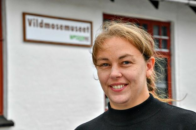 Museumsleder Anne Provst har nu en overordnet plan for, hvordan Museerne i Brønderslev kommer ind i fremtiden. Men det er fortsat uvist, hvor Vildmosemuseet får adresse.Arkivfoto: Kurt Bering