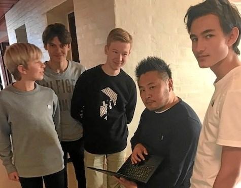 Der skal mere fokus på ikke at presse de unge mener Kim Richard Egebjerg. Foto Jesper Larsen