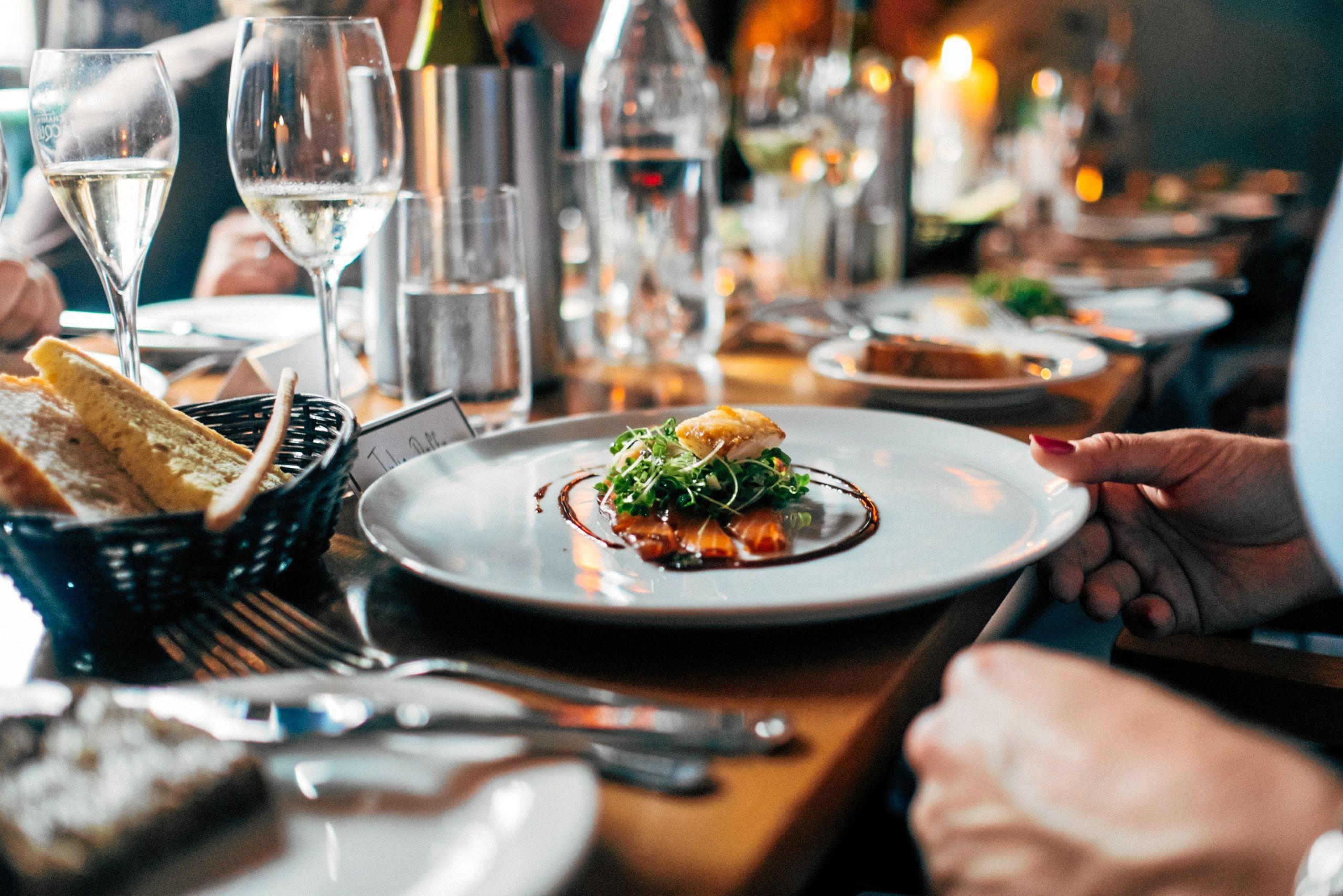 Seks Aalborg-restauranter er med i Dining Week 2018, hvor du kan sætte dig til bords for 215 kroner. PR-foto