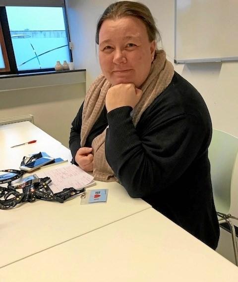 De unge passer ikke ind i kasser, siger projektleder Vivi Beyer Vendelbo. (Foto Jesper Larsen).