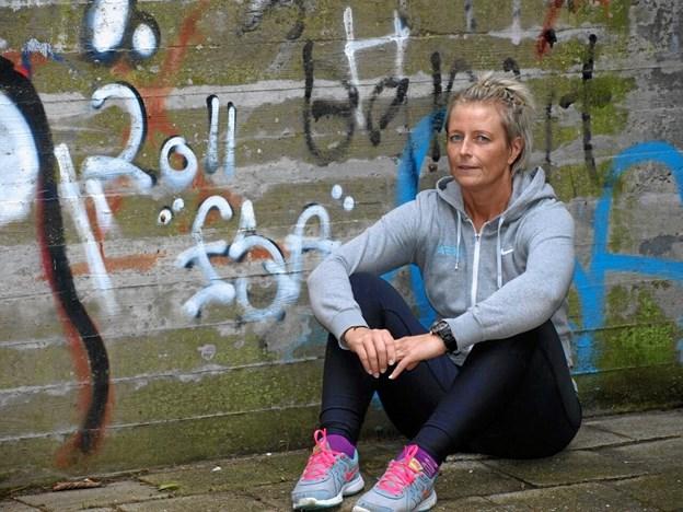 Susanne Christiansen går på fuld tid i Fitness4women efter nytår.