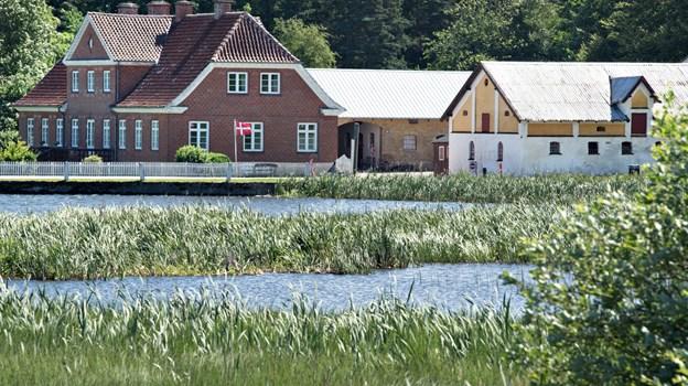I år kan man for første gang spise påskefrokost på Dorf Møllegaard.  Arkivfoto: Hans Ravn
