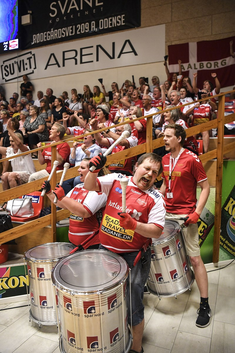 Foto: Bent Bach Håndboldliga broncekamp, GOG Aalborg håndbold Gudme