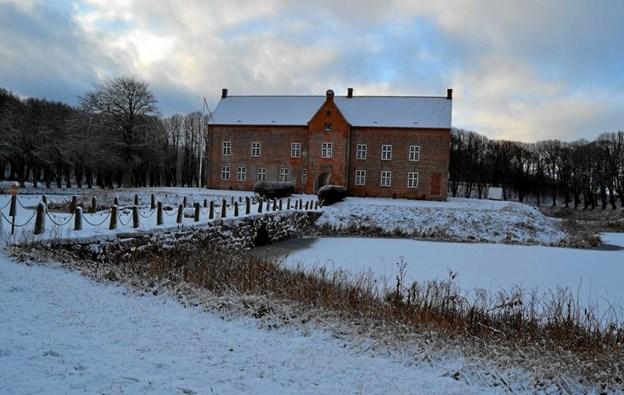 Lørdag 1. dec. kl.10-16: Gammel jul på Sæbygaard. Entre.