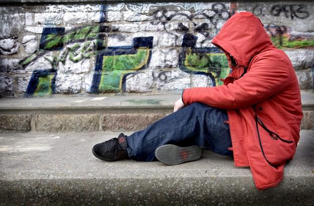 Region Nordjylland står nu også bag en hjemmeside, hvor unge med psykiske problemer kan hente hjælpe fra psykologer og andre fagfolk. Arkivfoto: Torben Hansen