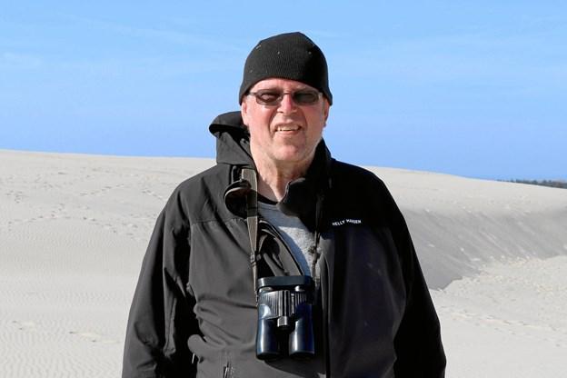 Erik Holm Sørensen gæster Danmarks Naturfredningsforening
