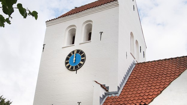 Hørby Kirke. Arkivfoto: Matthew Burnett Matthew David Burnett