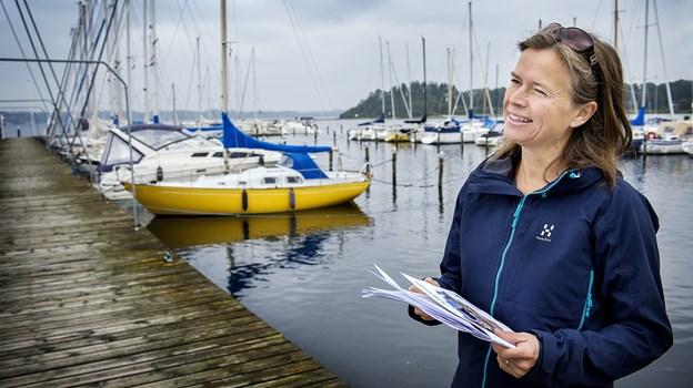 LAG koordinator Anne Odgaard Ritman indkalder på ny til orienteringsmøde om at søge midler til Lokale Aktions Grupper (LAG). Arkivfoto: Lars Pauli
