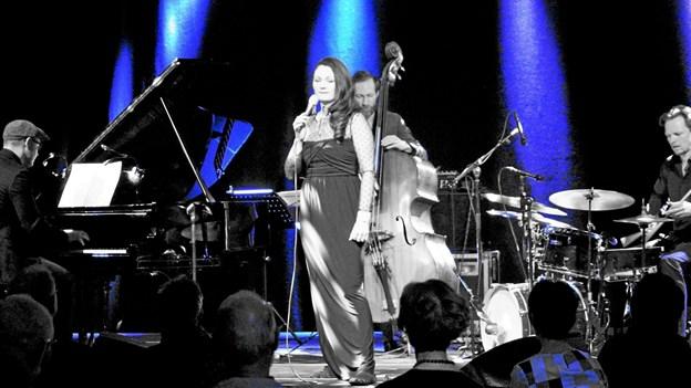 Nancy Harms optrådte såvel i 2016 som i 2018 på Kappelborg med stor succes. Foto: Skagen Fotoklub Skagen Fotoklub