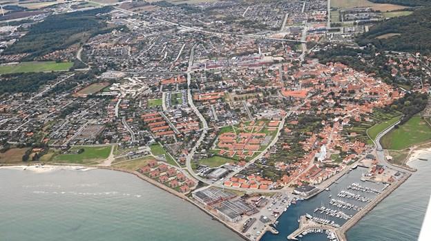 Der er behov for mere erhvervsjord i Sæby.
