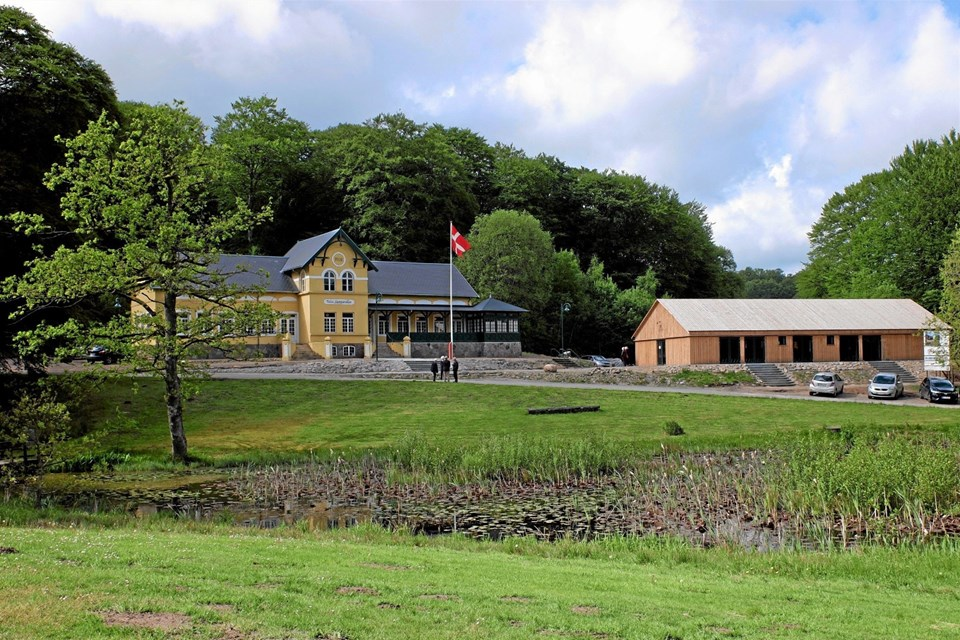Det 15. Ældretræf afholdes søndag den 21. juli i og omkring Tolne Skovpavillon og i den helt nyopførte Staklade. Foto: Niels Helver Niels Helver