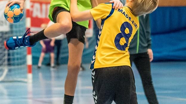 Der blev kæmpet for sagen og flere viste rigtig gode takter. Foto: Martin Damgård Martin Damgård