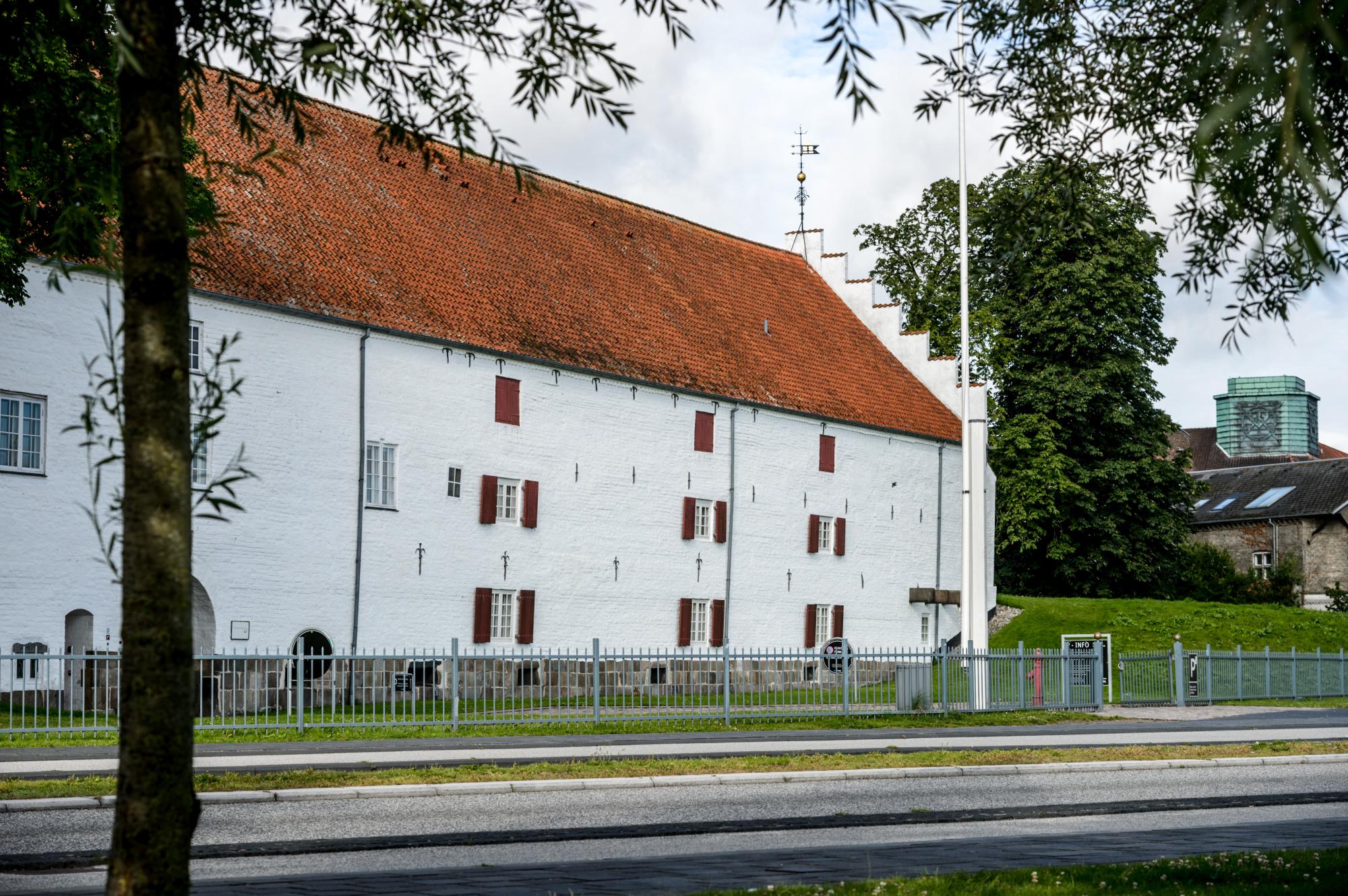 Aalborghus Slot skal igen være ramme om en række historiske teaterforestillinger. Arkivfoto: Nicolas Cho Meier