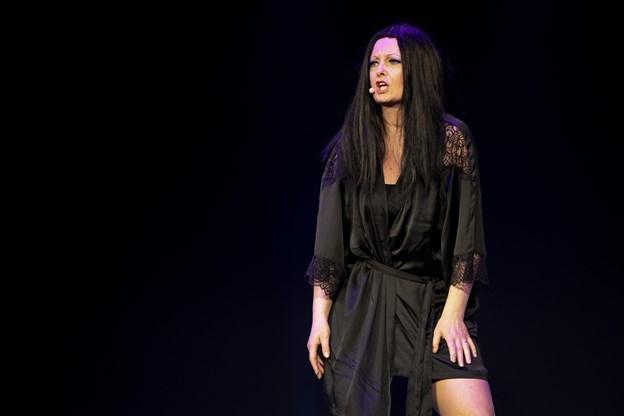 Årets debutant Anja Lønborg har masser af udstråling.   Foto: Laura Guldhammer Foto:  Laura Guldhammer