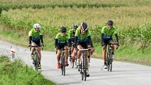 Der findes masser af flot natur at nyde, mens man cykler. Foto: NBC