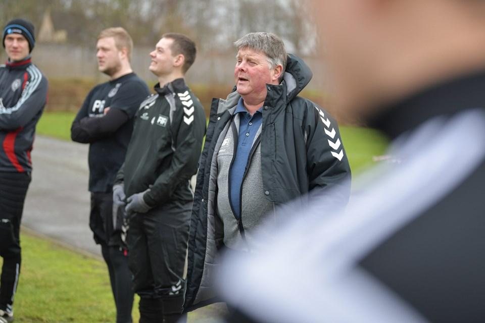 Søren Jensen ser frem mod en sæson, hvor flere skal involveres i klubben. Foto: Claus Søndberg Claus Søndberg