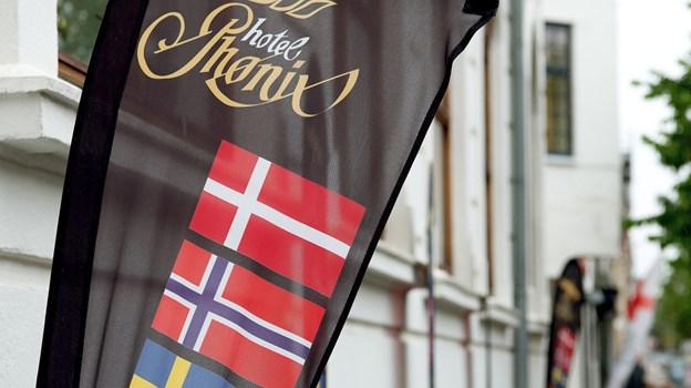 Hotel Phønix har mange danske, svenske og norske gæster. Foto: Lars Pauli © Lars Pauli