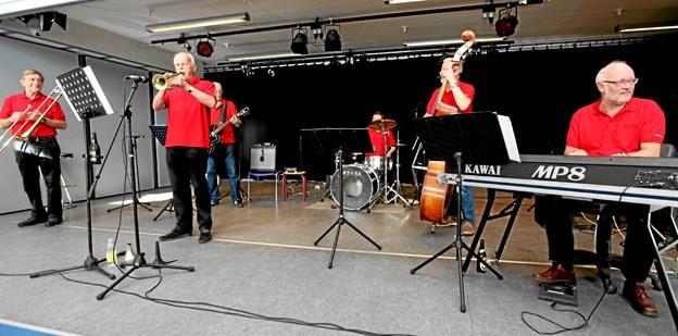 Lions Club Sophie Hedvig arrangerer igen forårsjazz med East Coast Old Stars Jazzband. Foto: Allan Mortensen