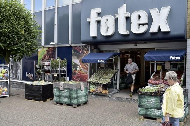 Efter 27 år er lokalerne på Adelgade 39 blevet for små og utidssvarende for butikskæden, som derfor er gået på udkig efter et nyt sted at slå sig ned.  Arkivfoto: Henrik Bo