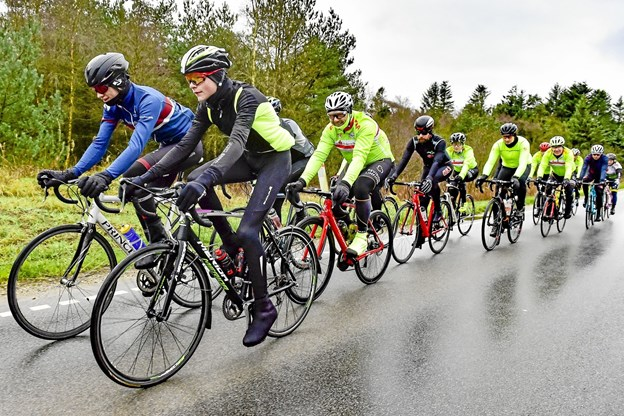 Thy Cykle Ring arrangerer også motionstur på årets sidste dag.Foto: Ole Iversen Ole Iversen