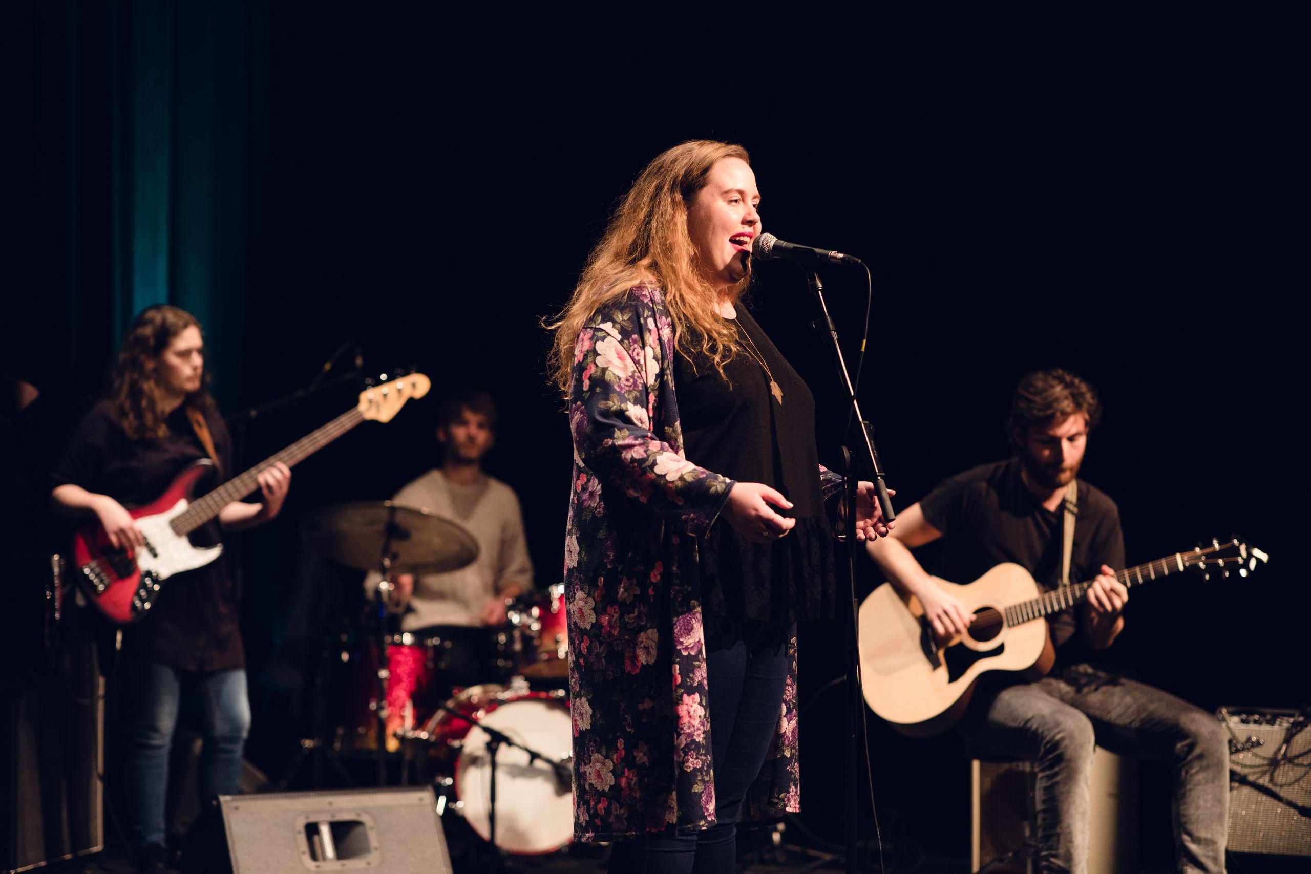 Koncerterne byder på et bredt spektrum af rytmisk musik - fra jazz til pop og rock. PR-foto: Martin Graugaard