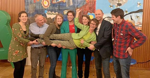 Susanne Zimmer blev valgt som ny spidskandidat for Alternativet i Nordjylland. Foto: Privat