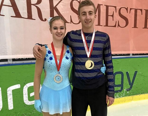 Dansk mester og DM-sølv