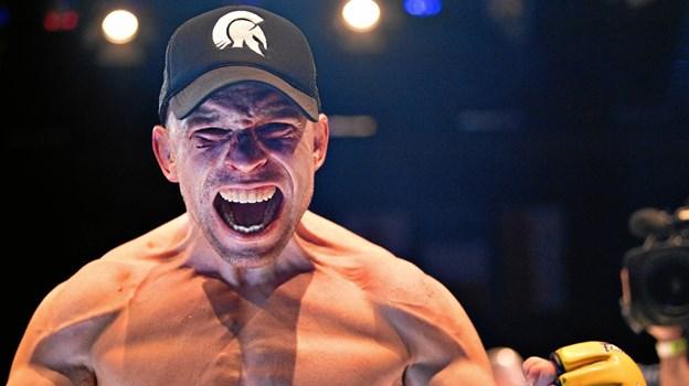 Champion - nu gælder det USA. Foto: Hans Ravn