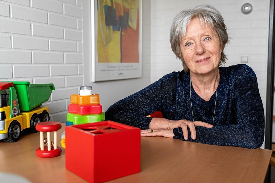 Birgitte Ammitzbøll: Vi håber på at få kontakt fra en del familier. Foto: Esben Stenfeldt