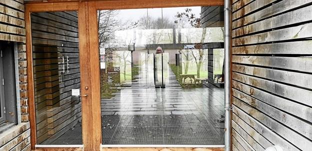 Spejling. Foto: Jørn Larsen