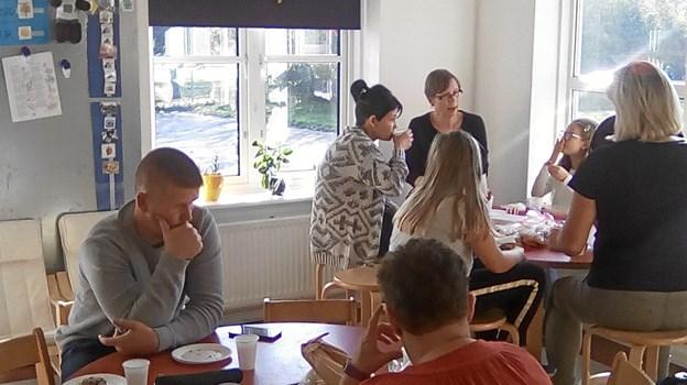 """De 5560 formidles via Børns Vilkår til """"Børnetelefonen""""    Privatfoto"""