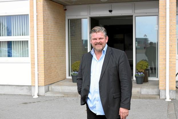 Som resultat af Sæby Handelsstandsforening og Musikkorps Sæby´s samarbejde, har det lykkedes at få Stig Rossen til at optræde på Sæby Torv fredag den 28. juni. Foto: Tommy Thomsen Tommy Thomsen