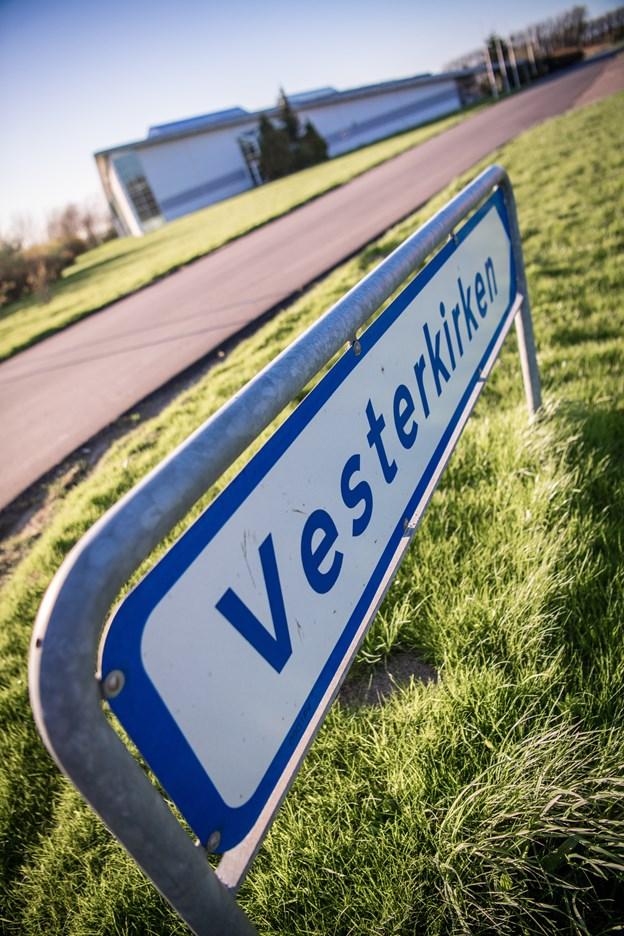 Evangelisk Alliance skal blandt andet mødes i Vesterkirken i Stenum. Arkivfoto: Martin Damgård