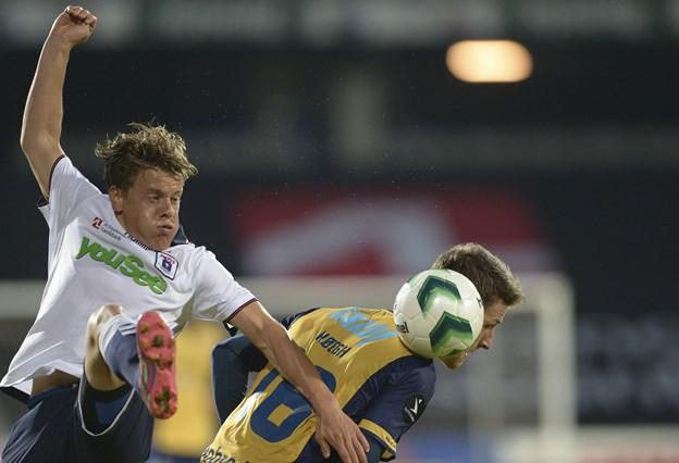 Daniel Christensen er klar for Vendsyssel FF.Arkivfoto: Michael Bygballe