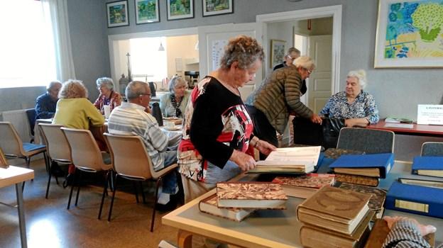 Der er efterhånden blevet samlet og indleveret ca. 250 gårdbilleder fra de 8 sogne i gammel Sæby Kommune.Privatfotos