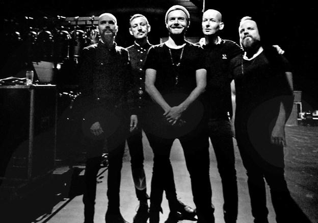 Love Shop med Jens Unmack er et af de 38 bands der besøger Thy i foråret. Pressefoto