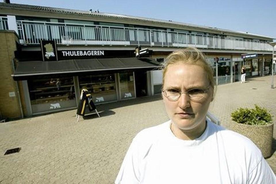 Birgith Ilneff har altid holdt ferielukket i tre uger, siden hun overtog forretningen i 2002, og det vil hun ikke ændre på. Foto Per Kolind