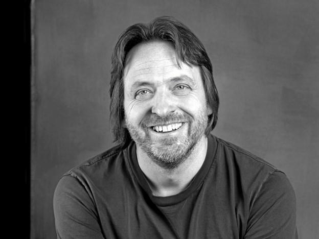 Hans Henriksen er netop blevet forlænget fire år som direktør på Aalborg Teater.PR-foto
