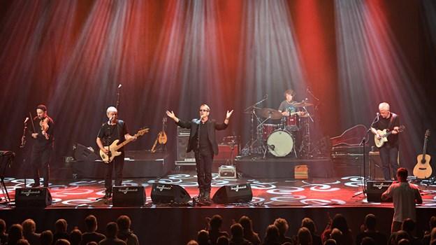 Oyster Band har spillet i Skagen jævnligt siden 1993. I år var deres 15. gang på festivalen. Foto: Bent Bach BENT BACH