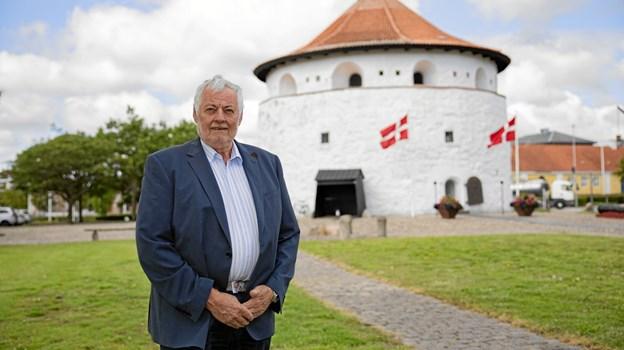 Hanse Strandby Sørensen: Når jeg ser tilbage på udviklingen i 1970erne og frem, må jeg nok indrømme, at skulle jeg leve mit liv om, så skulle det ikke være anderledes. Foto: Michael Madsen
