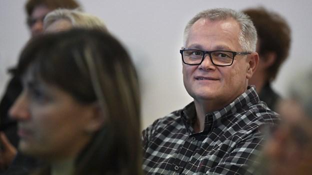 Direktør i Klim Sparekasse, Henrik Agesen, glæder sig over initiativet, som sparekassen er villig til at støtte, hvis kommunen og lokalbefolkning er med.