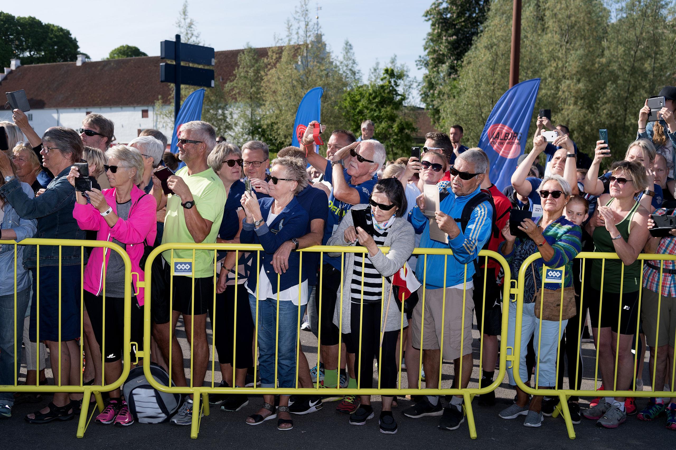 Royal Run 2018 blev lidt af et tilløbsstykke - noget tyder på, at den kommende sommers løbefest kan blive endnu større. Arkivfoto: Torben Hansen