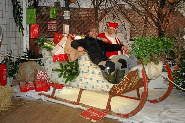 Hjørring Julemarked åbner i denne weekend. Privatfoto