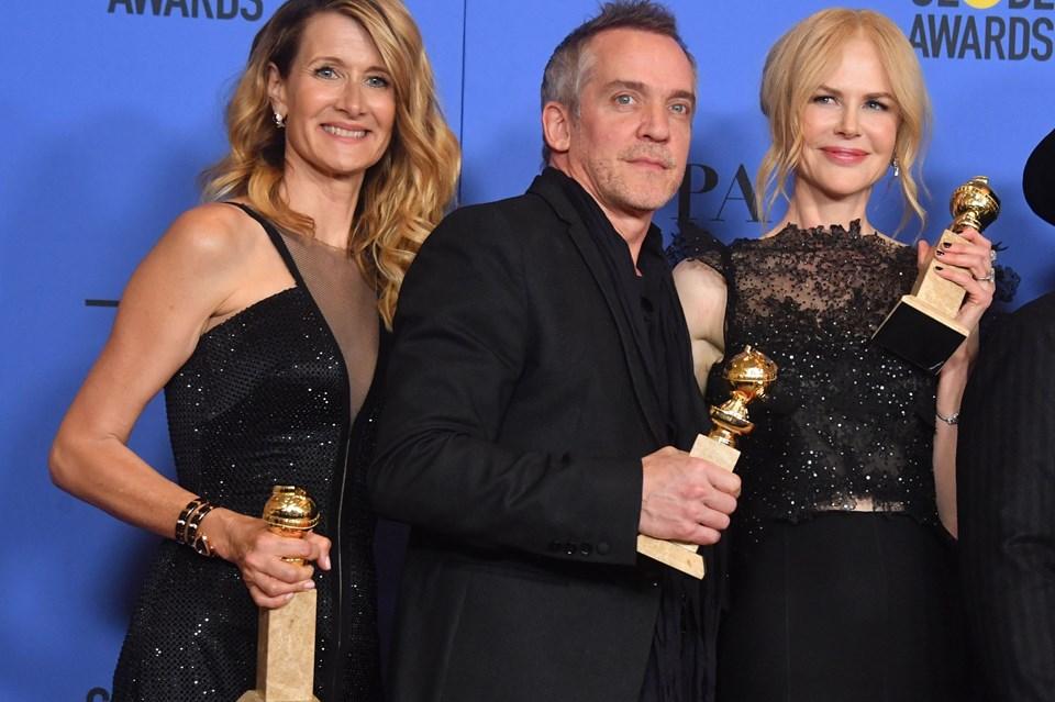 """HOLLYWOOD: Den tyske film """"Aus dem Nichts"""" har natten til mandag dansk tid vundet en Golden Globe for bedste udenlandske film."""