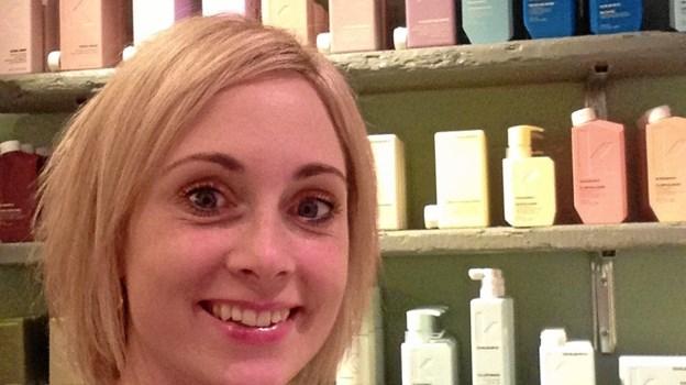 Heidi Sohn Ottesen åbner sin salon 8. januar på Ternevej, hvor hun bor. Privatfoto.