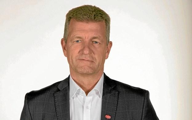 Aalborg Håndbolds direktør, Jan Larsen holder 28. februar foredrag i Hals. PR-foto
