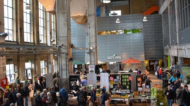 Nordkraft Event overtager fødevaremarkedet fra januar - det betyder færre markeder. Foto: Nordkraft Event