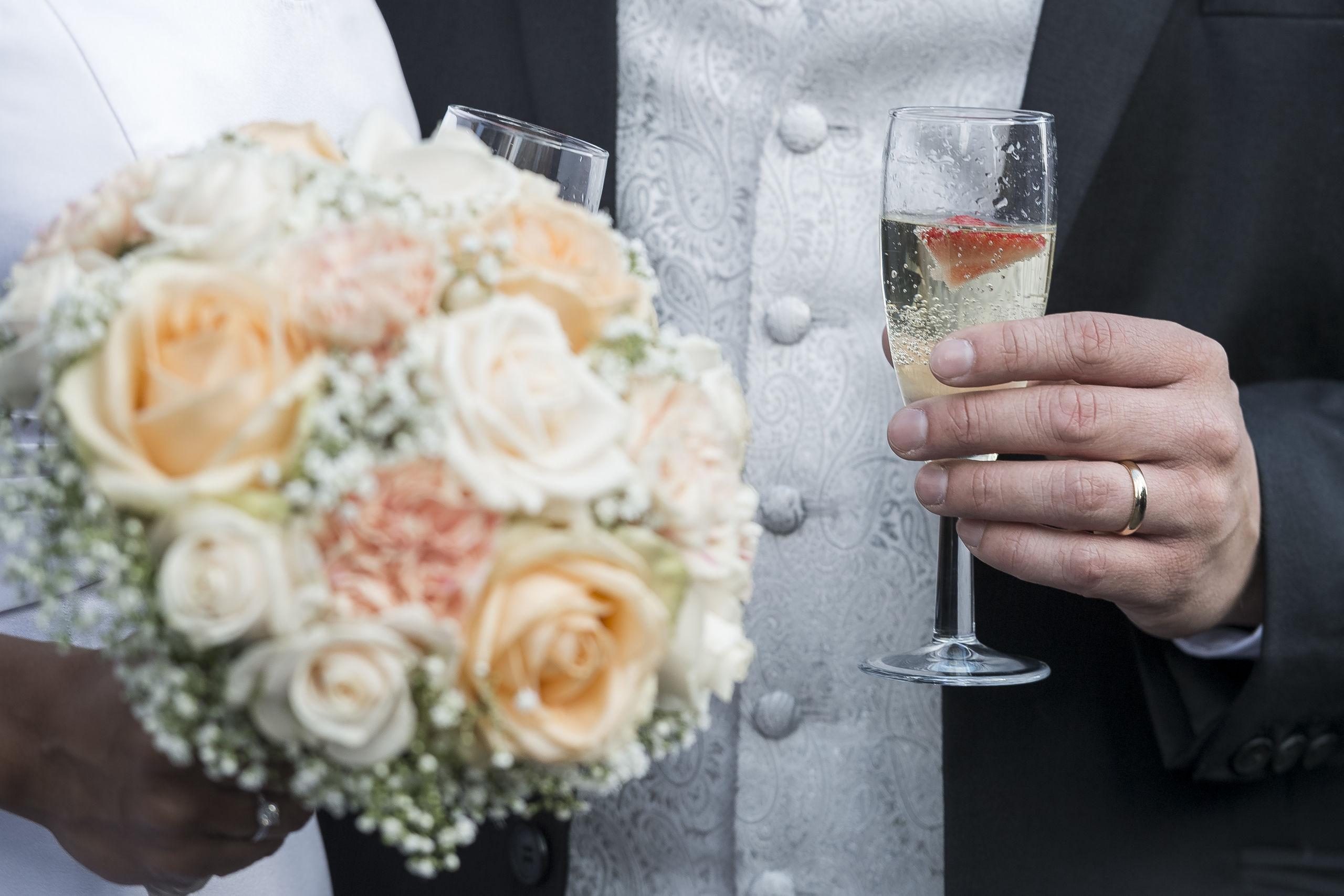 Der er Bryllupsmesse søndag i Aalborghallen. Arkivfoto